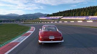 Gran Turismo Sport - Ferrari 250 GT Berlinetta passo corto CN.2521 '61 Gameplay [4K PS4 Pro]