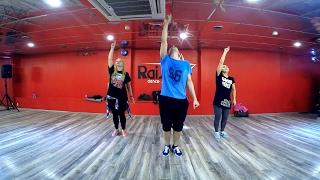 """Major Lazer & Showtek - Believer"" Dancehall Choreography by Alexander Nikiforov"