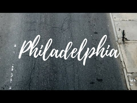Things To Do In Philadelphia (Philadelphia Travel Vlog)