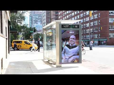 H&M Campaign | JCDecaux North America