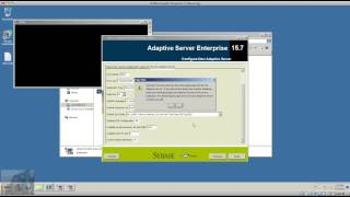 Sybase Install Part 2 of 3) ASE 15.7