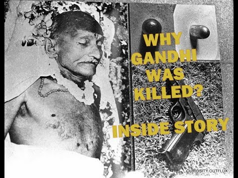 Why Nathuram Godse Killed Gandhiji?