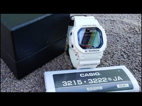 Серферский G-Shock из Японии с Соларом и Мультибандом (G-LIDE GWX-5600C)