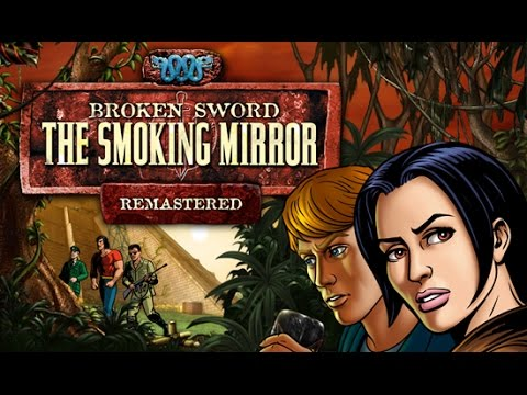 Broken Sword The Smoking Mirror Remasterd (Part 2, Marseille Walkthrough)