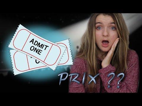 LES PRIX DES BILLET POUR LES CONCERT DE BTS ?? - Marina