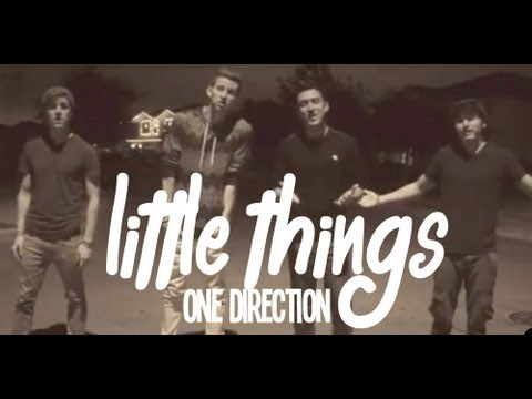 Little Things - One Direction (Music Video)