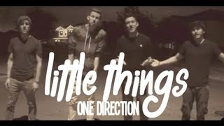 Little Things - One Direction (Music Video) Thumbnail