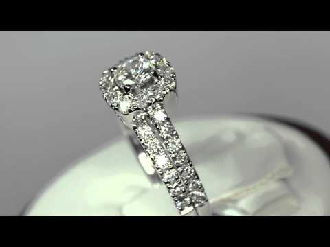 ENGAGEMENT RING , PROMISE RING , DIAMOND FEMALE BRIDAL RING