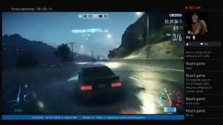 [Live] Need for Speed 2015 /  (Ps4) # É live de divulgação de canais e troca inscritos