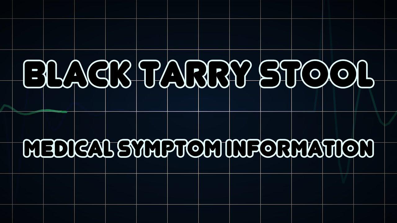 sc 1 st  YouTube & Black tarry stool (Medical Symptom) - YouTube islam-shia.org