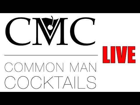CMC 09/11/2015 LIVE FILMING: Beer Cocktail, Ginger Beer, Irish Whiskey & More