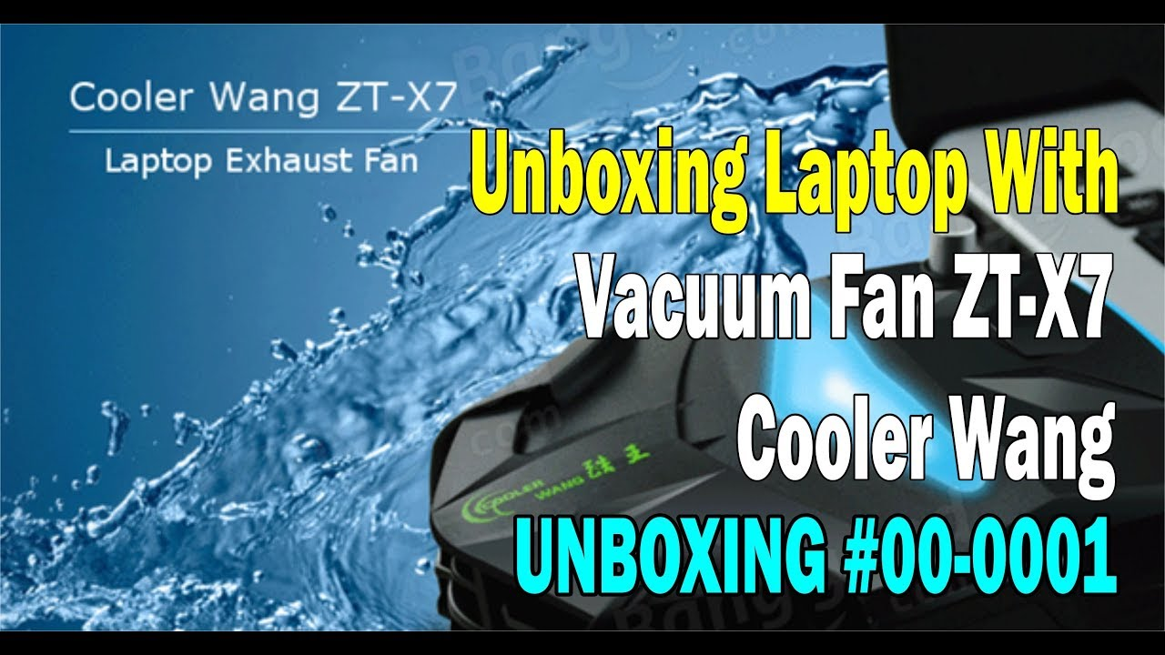 Does A Laptop Vacuum Fan Cooler Really Work Live Testing And Usb Pendingin Zt X7