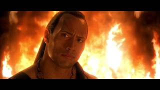 The Rock entry scene, The Scorpion King 2002 720p