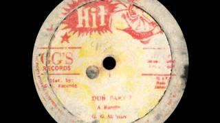 LARRY MARSHALL & TRINITY + GG ALLSTARS - Nanny reable + dub part II (1977 Hit)