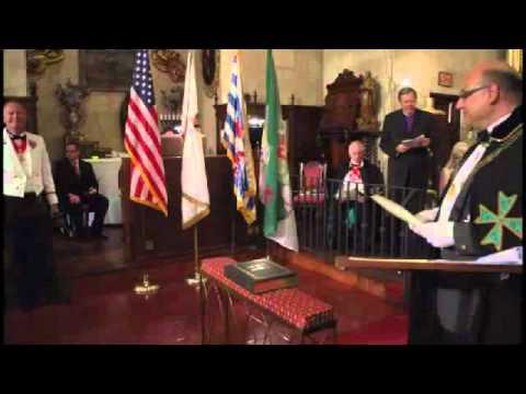 Hospitaller Order of Saint Lazarus of Jerusalem - United States Grand Priory Investiture 2011
