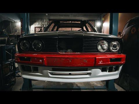 BMW E30 4.4 - Проект \