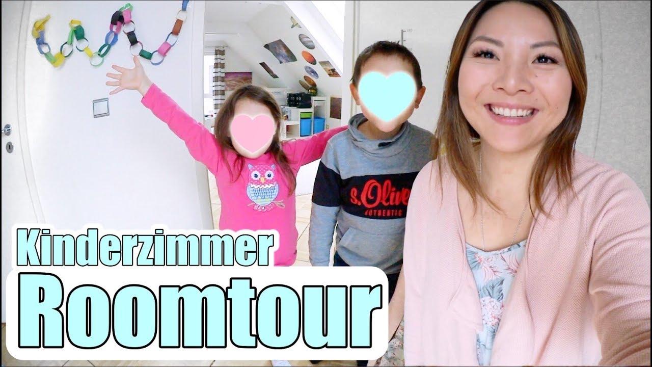 Kinderzimmer Roomtour | Einrichten für Schulkind | Johann filmt ...