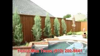 Fence Company Dallas, Tx - Fence Max Texas (972) 200-9841