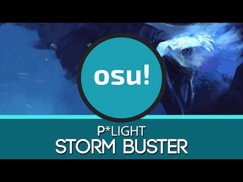 osu!mania | P*Light - Storm Buster [HARD] 95,09% | ENG | HD