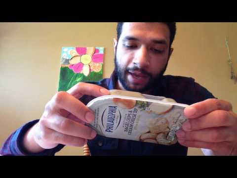 Philadelphia bagel chips and cream cheese dip review