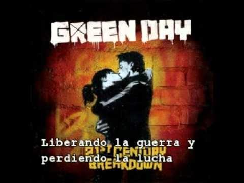 Green Day -Song of the Century- Subtitulos español.