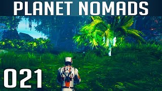 PLANET NOMADS [021] [Dschungel - Wüste & andere Biome] [S02] Let's Play Gameplay Deutsch German thumbnail