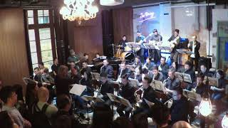 Save The Last Dance For Me (Face Saxophone Big Band)