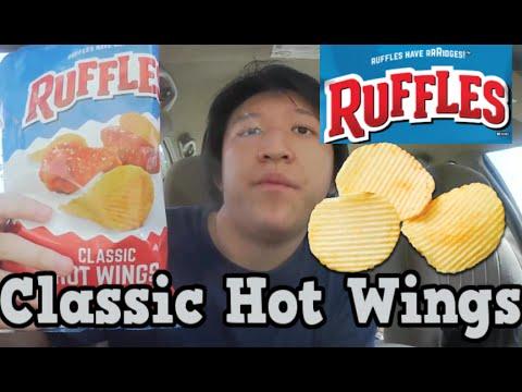 Ruffles Classic Buffalo Wings REVIEW! #20