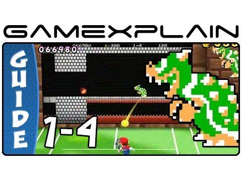 Mario Tennis Open - Super Mario Tennis 1-4 Guide & Walkthrough