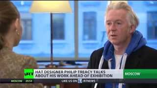 Philip Treacy on hats and those who wear them