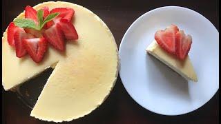 Original New York-Style Cheesecake  Recipe  Light &amp Creamy