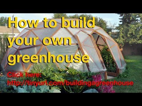 Building A Greenhouse Plans Pdf | Easy Tutorials