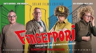 FINGERPORI elokuvateattereissa 16.10.2019 (teaser)