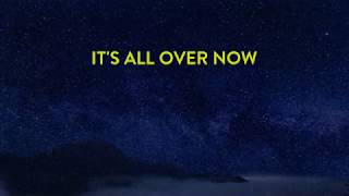 All Over Now - The Cranberries(lyrics)