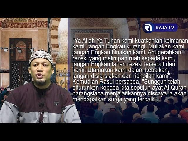 Beruntungnya Orang Beriman - AsbabunNuzul QS Al Muminuun1 - Ust Dikdik
