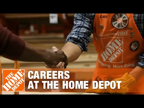 Careers at The Home Depot: Customer Service