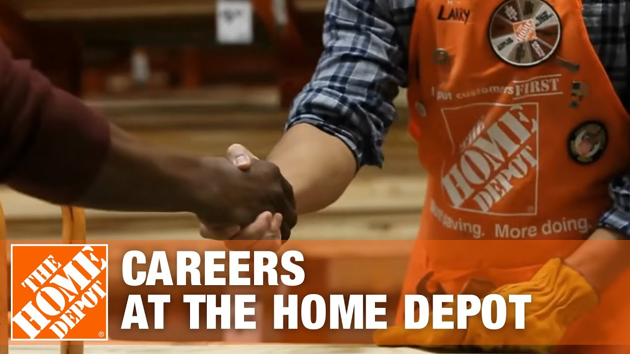Careers at the home depot customer service youtube for Depot service carrelage craponne