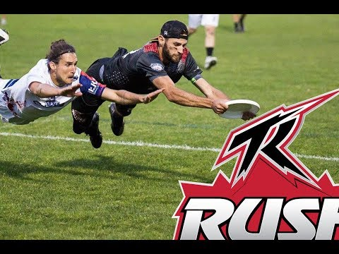 Toronto Rush Top 10 Plays of the 2017 Season