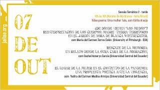 JALLA E 2020 - Sessão Temática 2 - 07.10