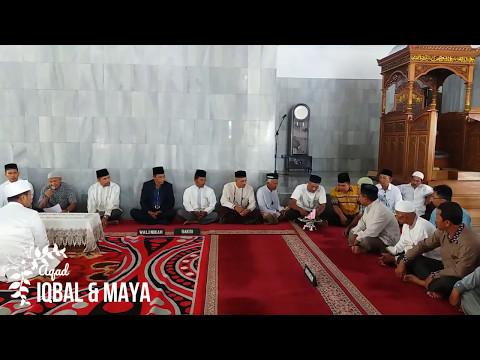 Yaa 'Asyiqal Musthafa-Akad Paling Mengharukan Iqbal dan Maya