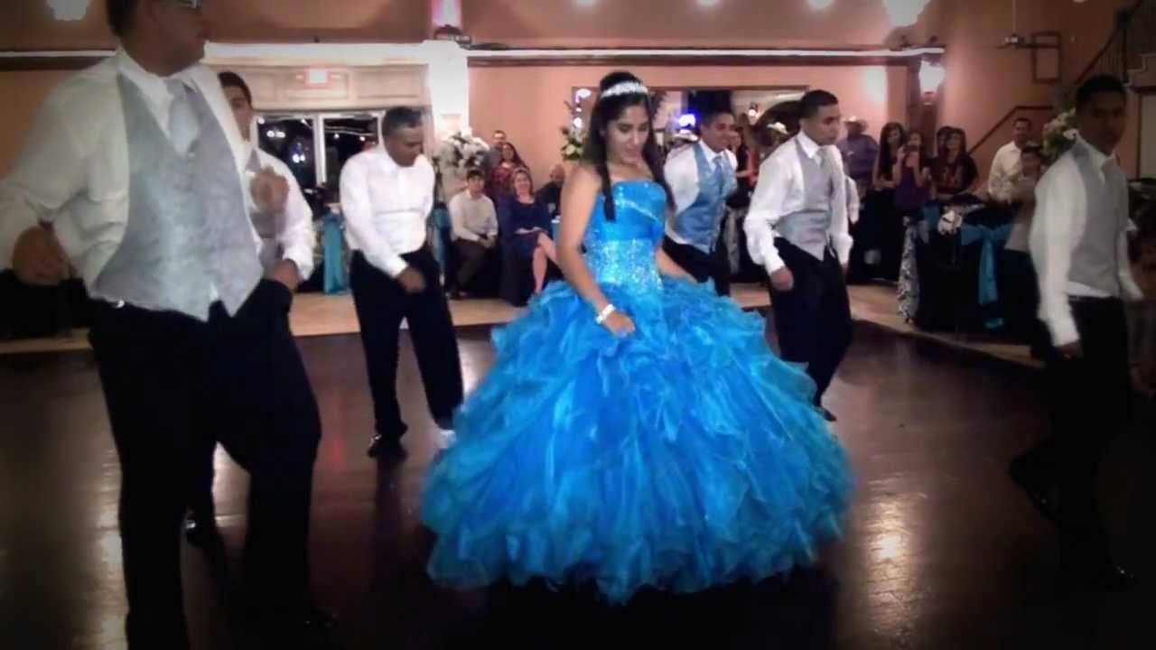 elizabeth s best surprise father daughter dance quince youtube