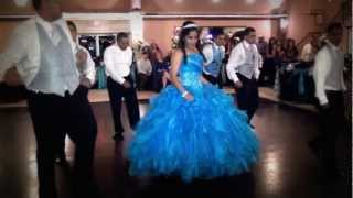Video Elizabeth's Best Surprise Father Daughter Dance (Quince) download MP3, 3GP, MP4, WEBM, AVI, FLV Agustus 2018