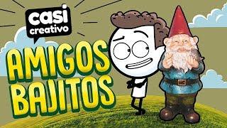 Amigos Bajitos | Casi Creativo