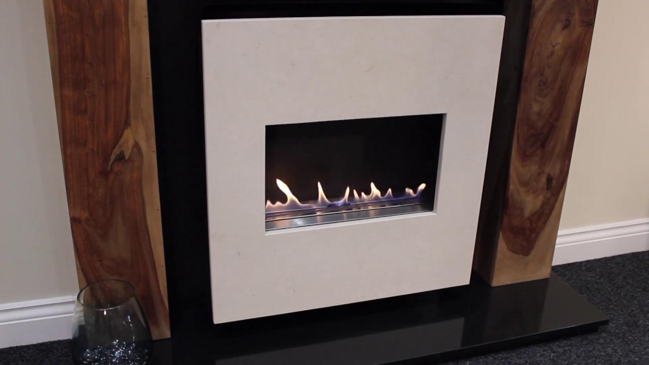 cvo fire bonita suite traditional flueless fire youtube