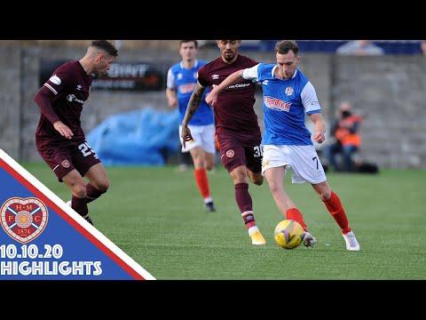 Cowdenbeath Hearts Goals And Highlights