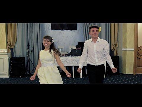 Вдруг как в сказке скрипнула дверь первый танец молодых на свадьбе
