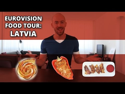 Eurovision Food Tour: Latvian Cooking & Recipes