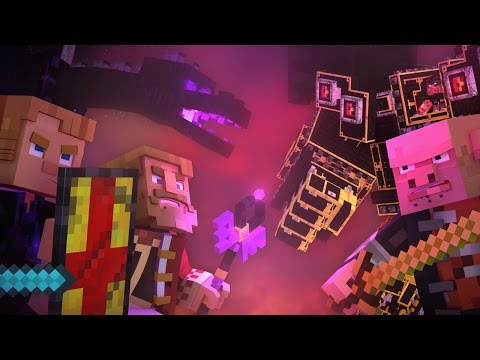 "Thumbnail: ""Dragonhearted"" - A Minecraft Original Music Video"