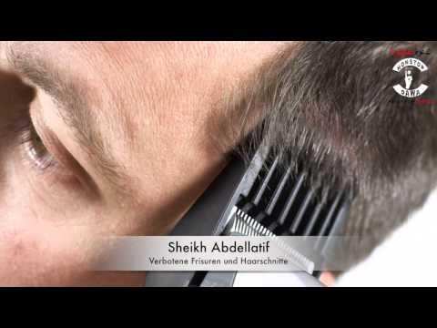 Frisur im islam