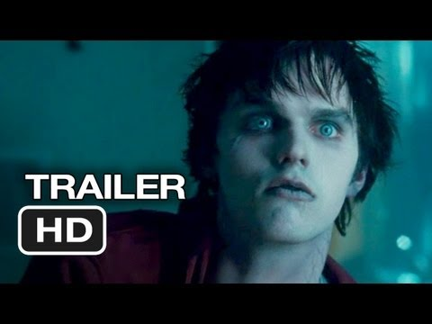 Warm Bodies Official Trailer #1 (2013) - Zombie Movie HD